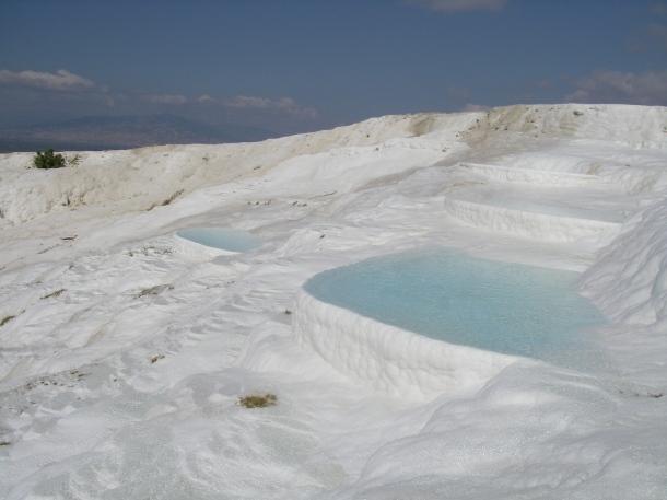 Magical Pools of Pummakale Turkey
