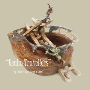 'Realm Travellers' by Janet L. Whitehead © 2006
