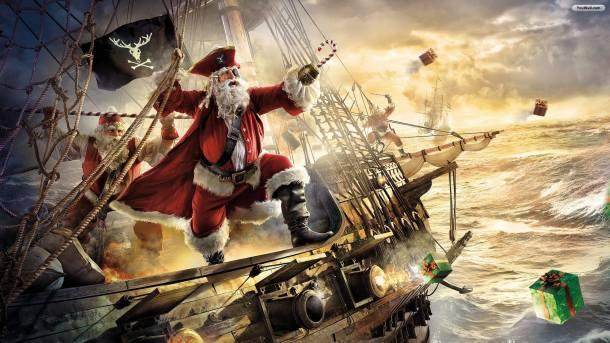 christmas tall ship